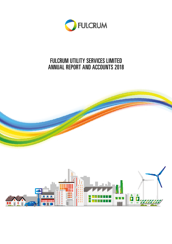 Fulcrum Utility Services   annual report