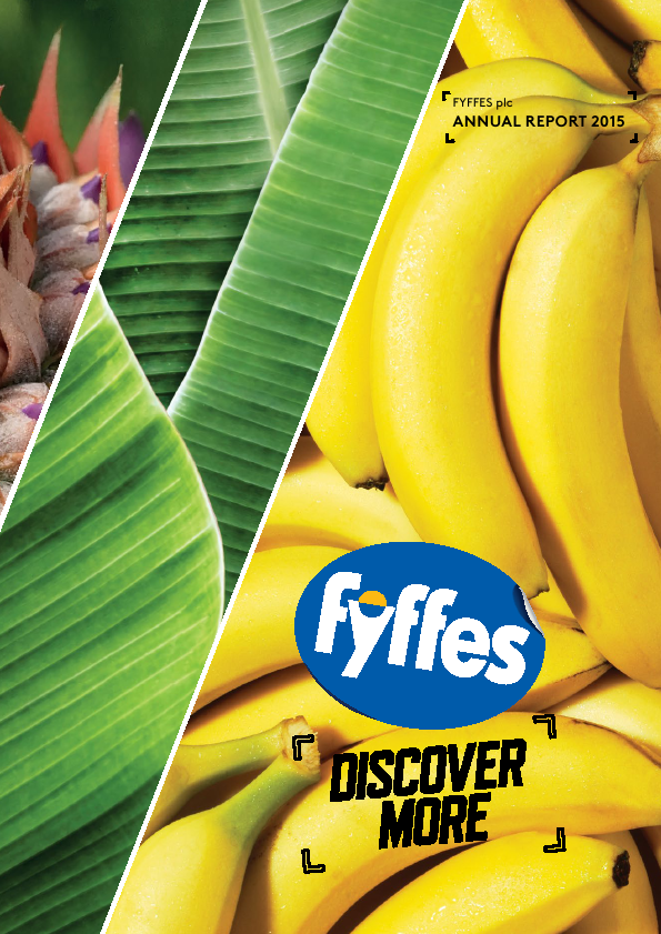Fyffes   annual report