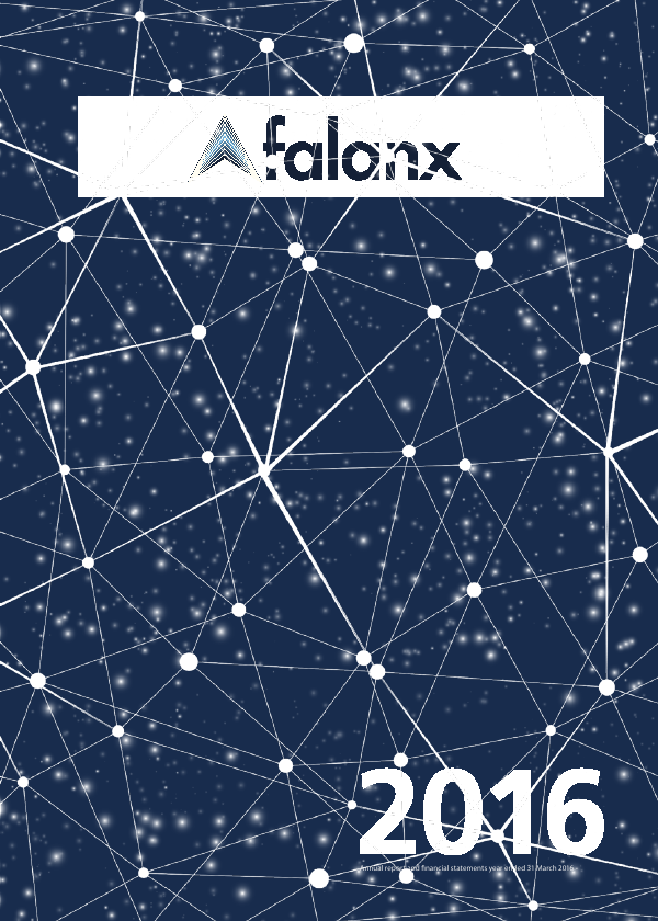 Falanx Group Ltd   annual report