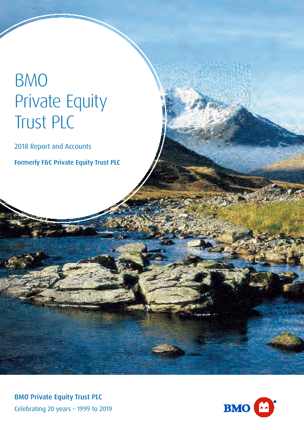 F&C Private Equity Trust   annual report