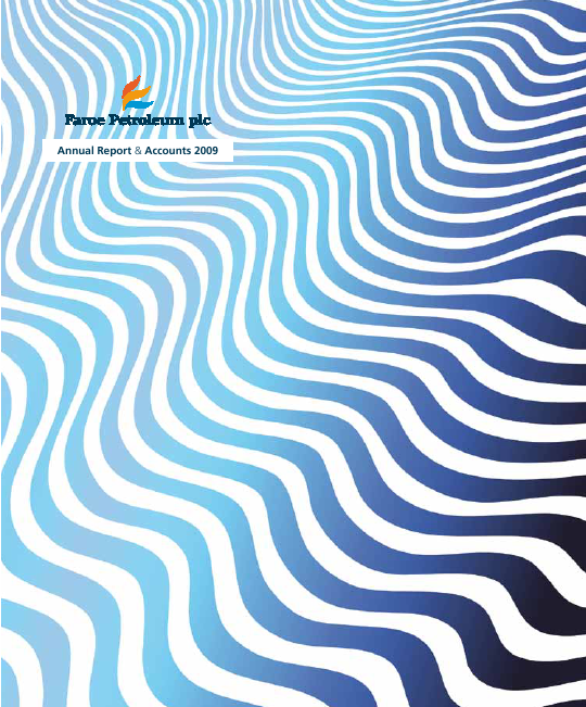 Faroe Petroleum Plc   annual report