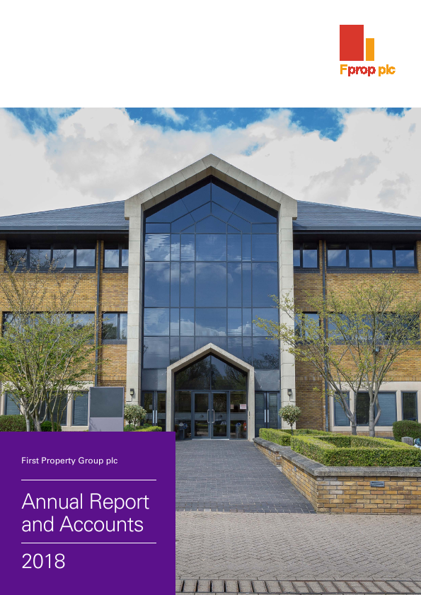 First Property Group   annual report