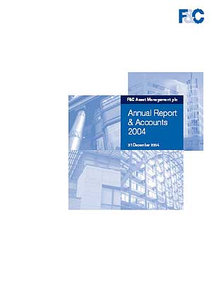 Foreign & Col Investment Trust   annual report