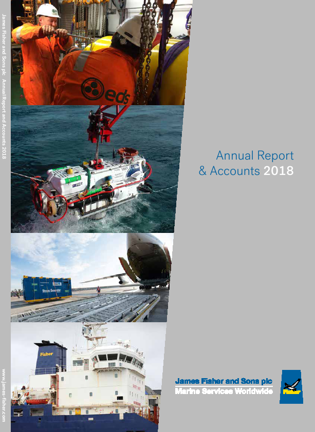 Fisher(James) & Sons Plc   annual report