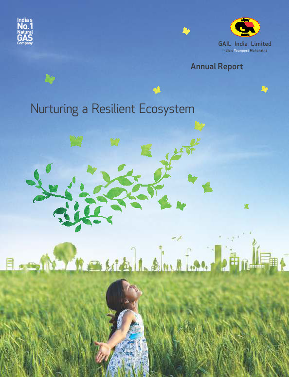 Gail(India)   annual report