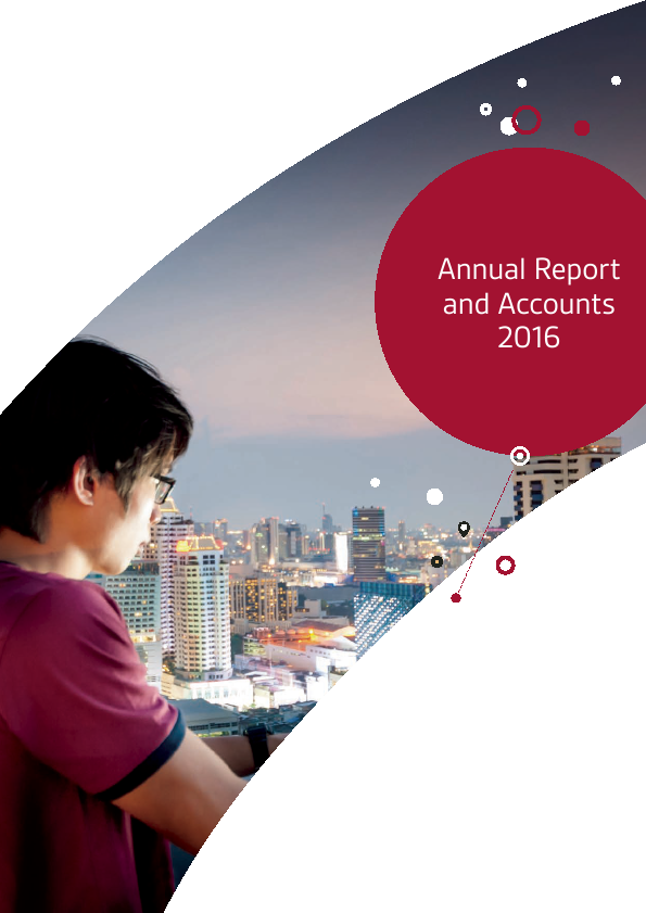 Gb Group   annual report
