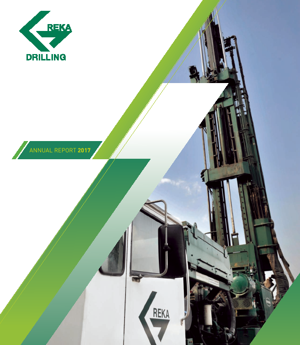 Greka Drilling   annual report