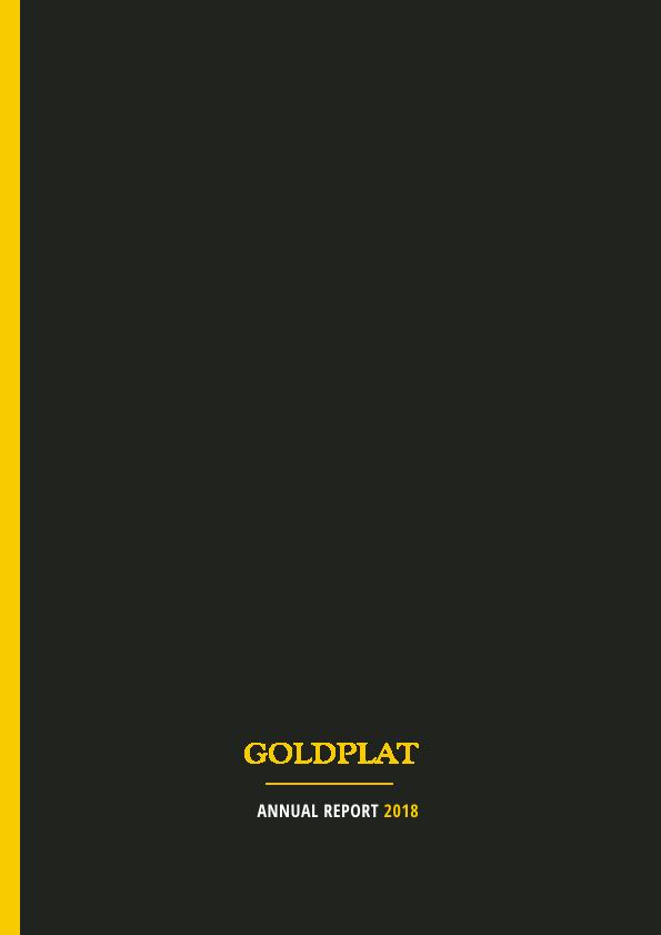 Goldplat Plc   annual report