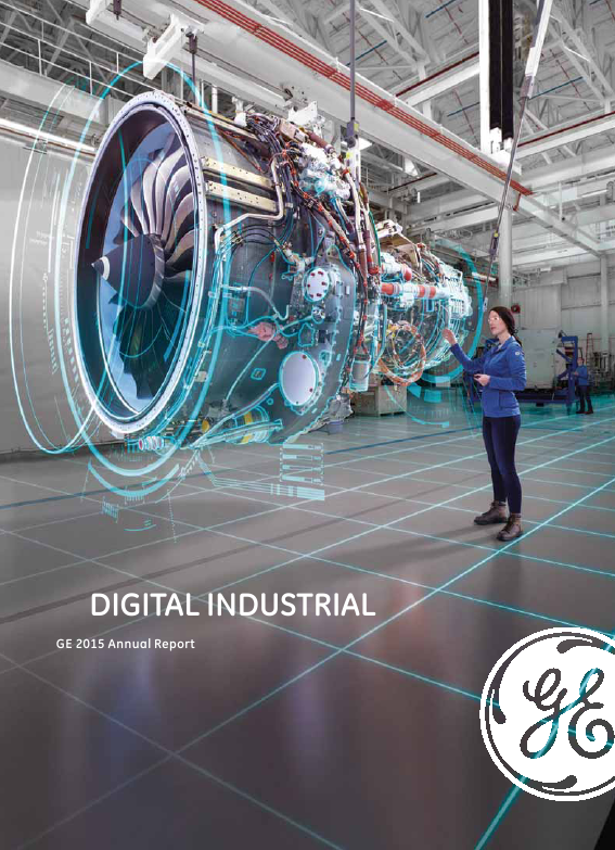 General Electric Co.   annual report