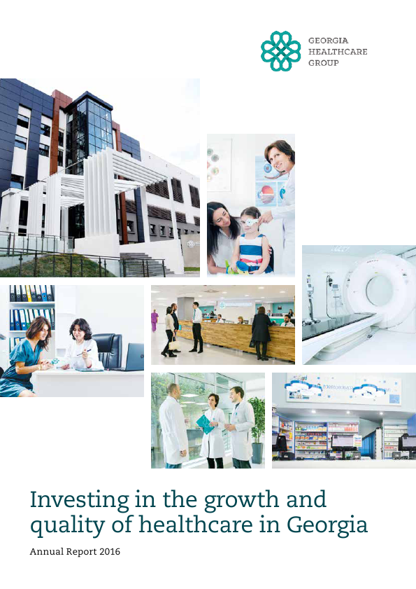 Georgia Healthcare Group   annual report