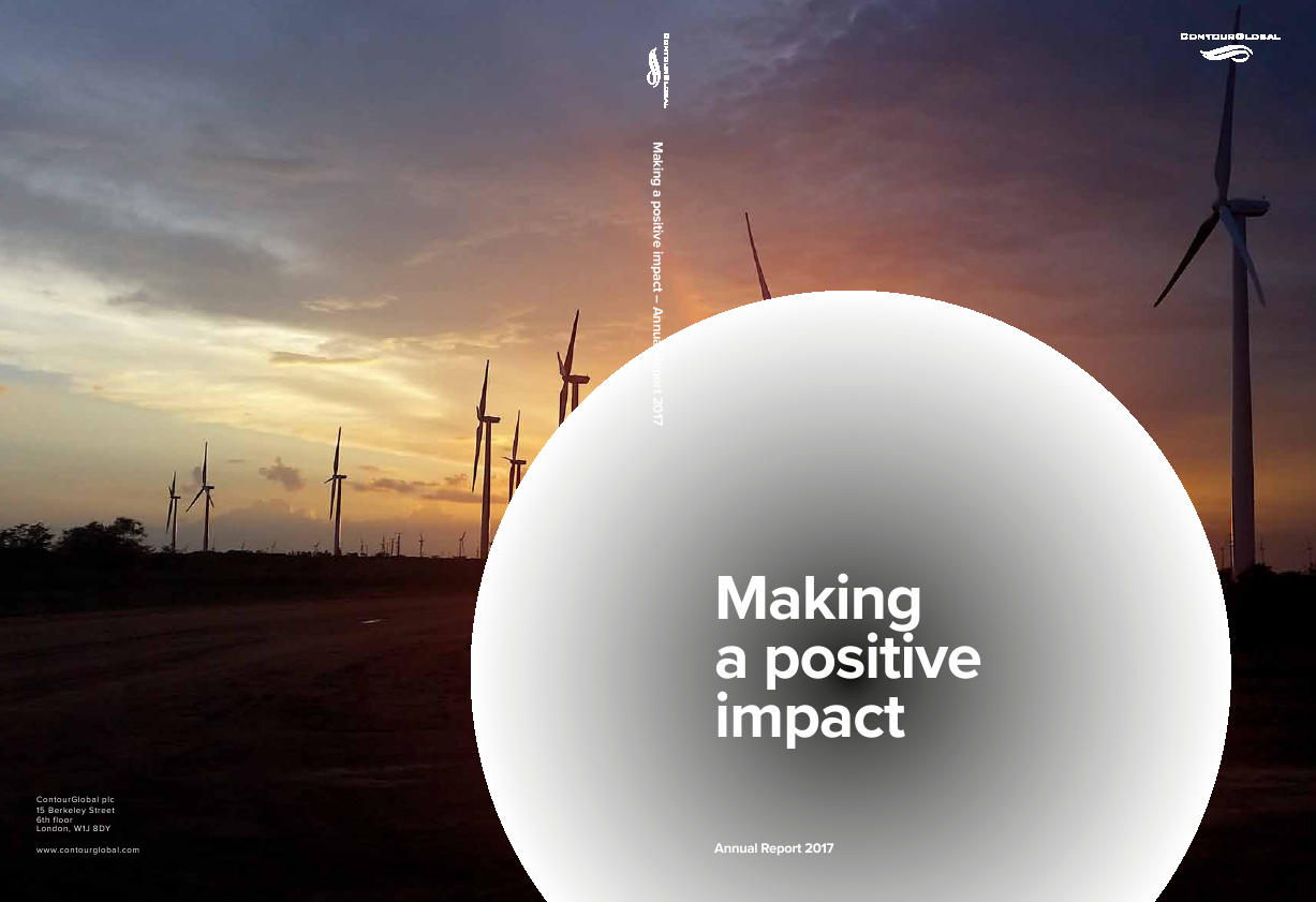 Contour Global   annual report