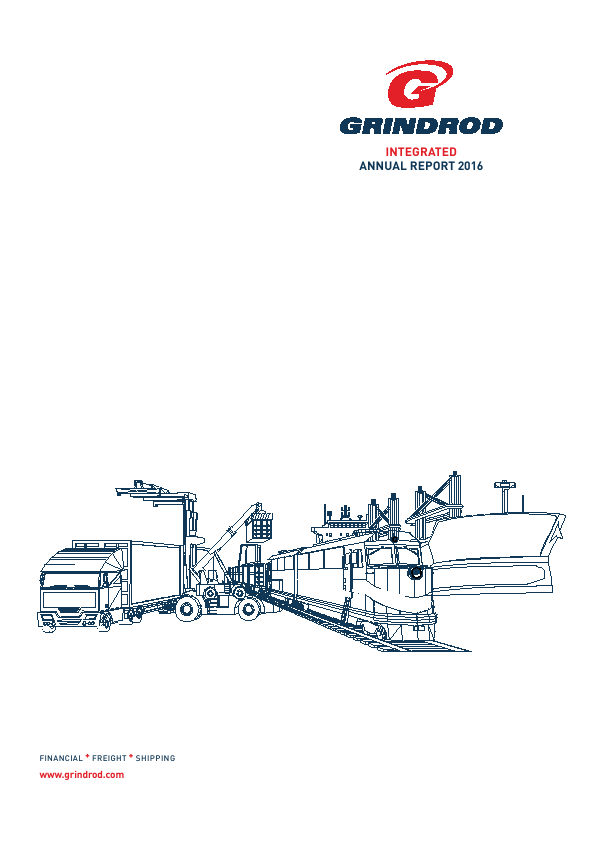 Grindrod   annual report