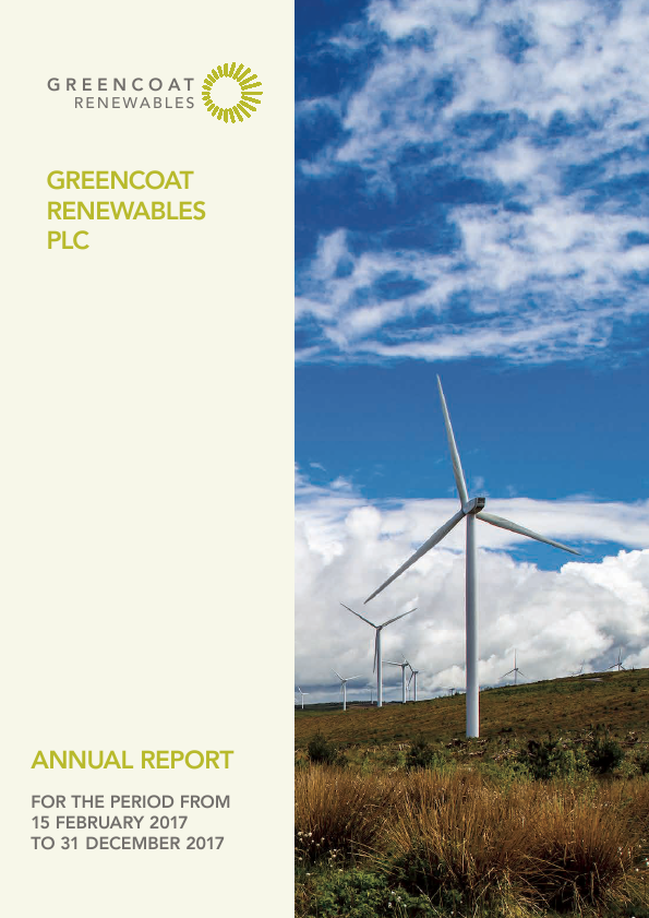 Greencoat Renewables   annual report