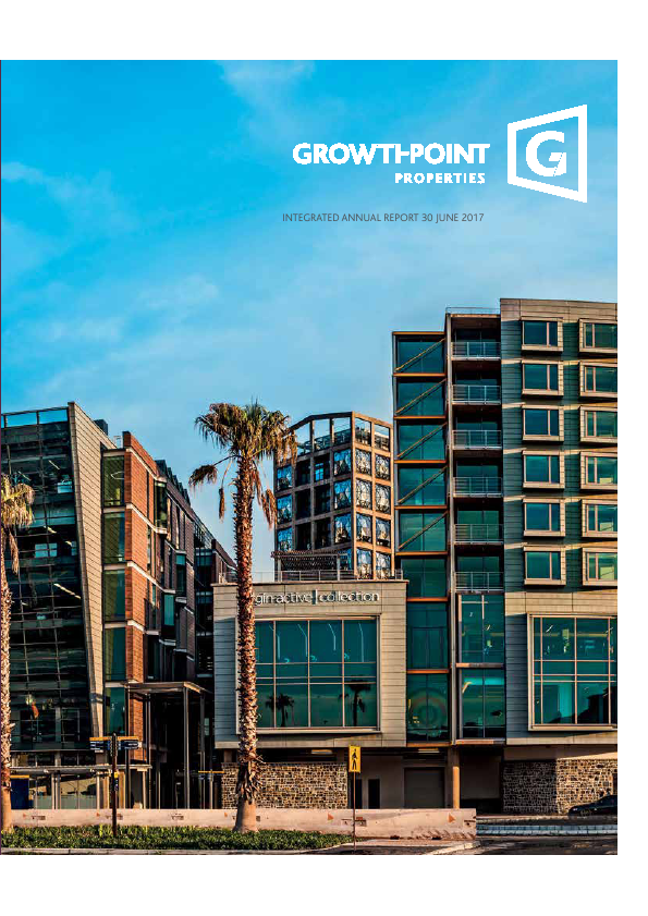 Growthpoint Properties   annual report