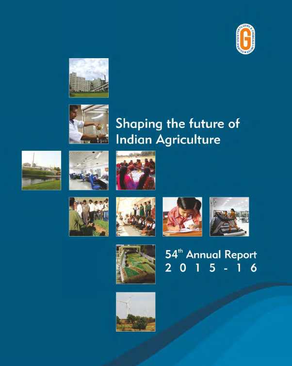 Gujarat State Fertilizers and Chemicals   annual report