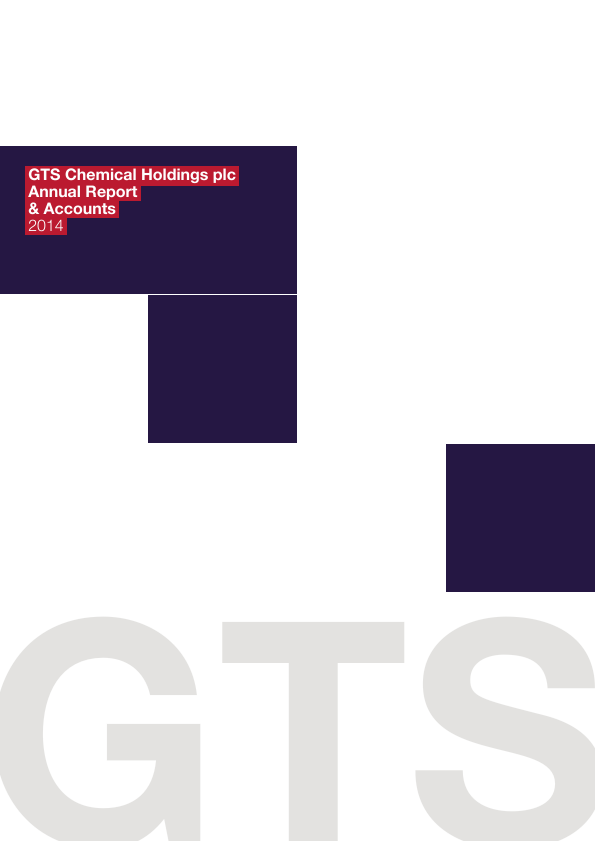 Gts Chemical Holdings Plc   annual report