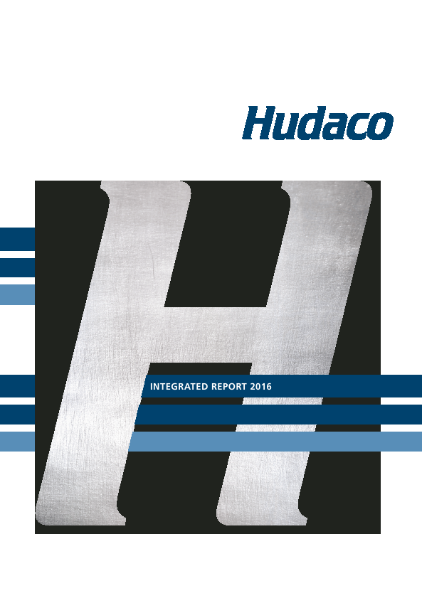 Hudaco Industries   annual report
