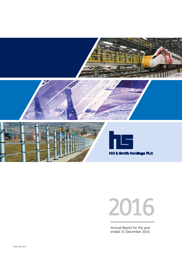Hill & Smith Holdings   annual report