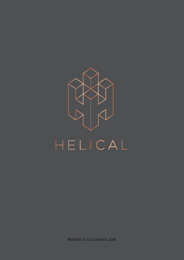 Helical Plc   annual report