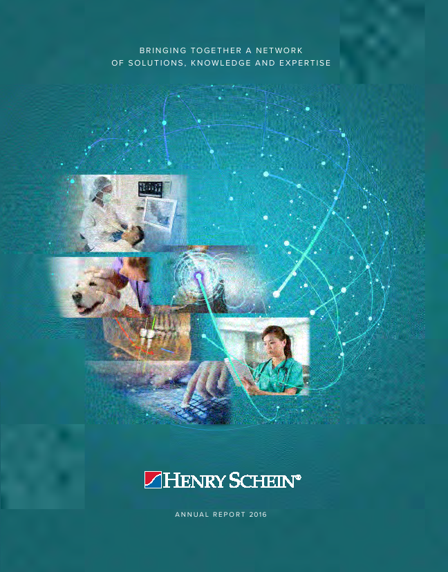 Henry Schein, Inc.   annual report