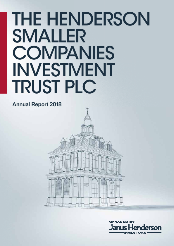 Henderson Smaller Companies Investment Trust   annual report