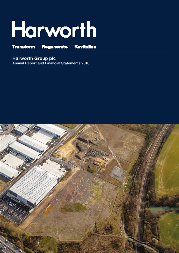 Harworth Group Plc   annual report
