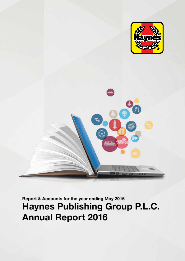 Haynes Publishing Group   annual report