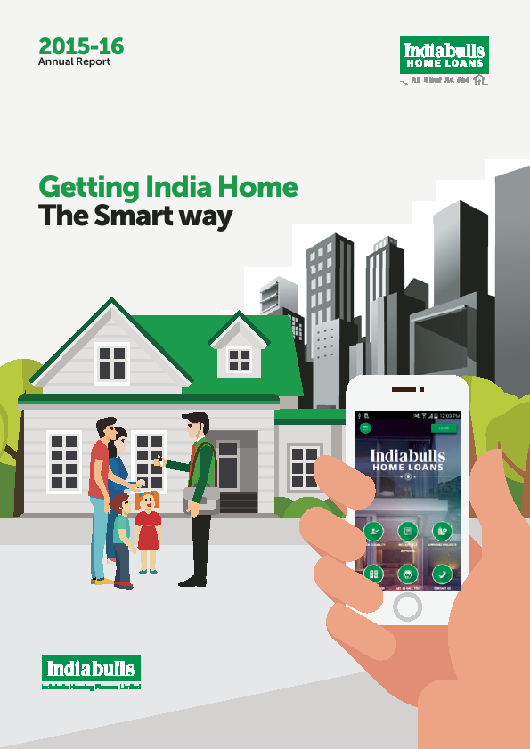 Indiabulls Housing Finance   annual report