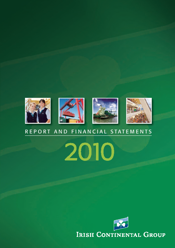 Irish Continental Group   annual report