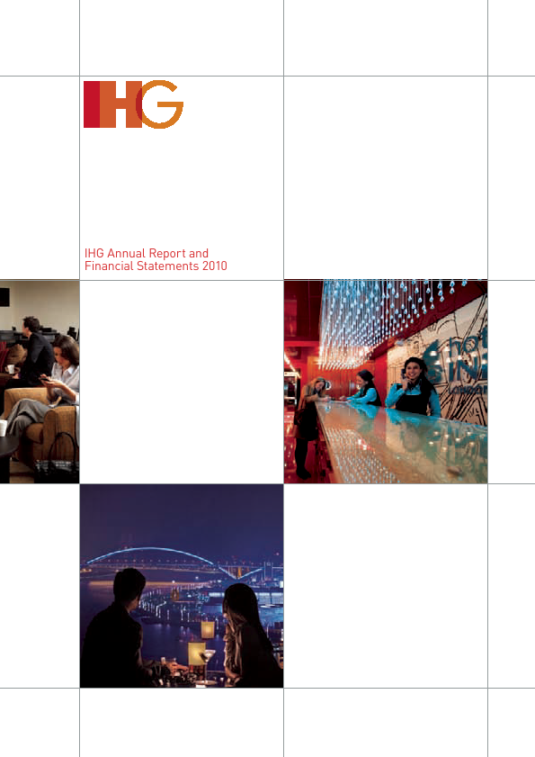 Intercontinental Hotels Group   annual report