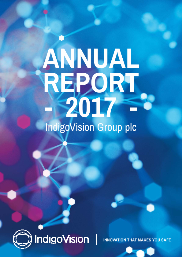 Indigovision Group   annual report
