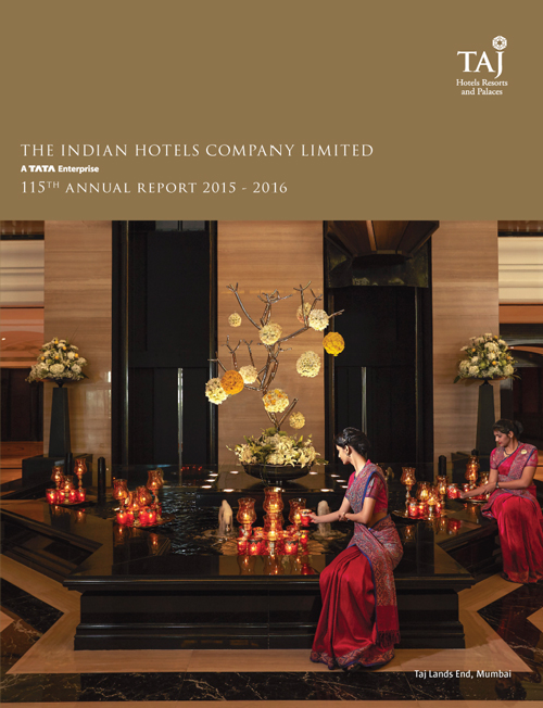 Indian Hotels Co.   annual report