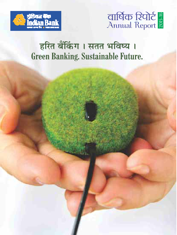 Indian Bank   annual report
