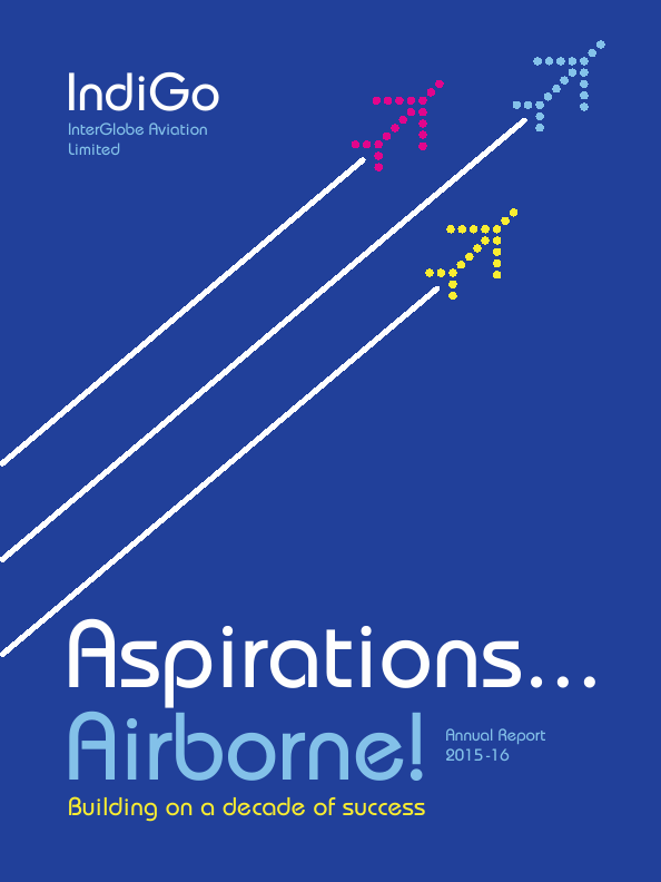 InterGlobe Aviation   annual report