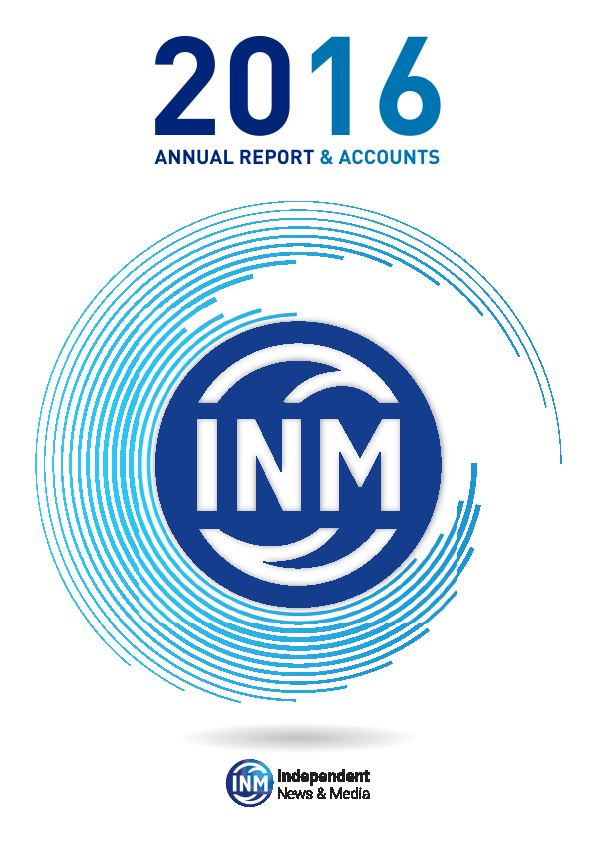 Independent News & Media   annual report