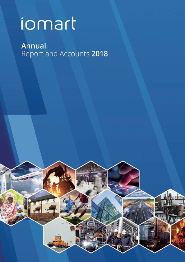 Iomart Group   annual report