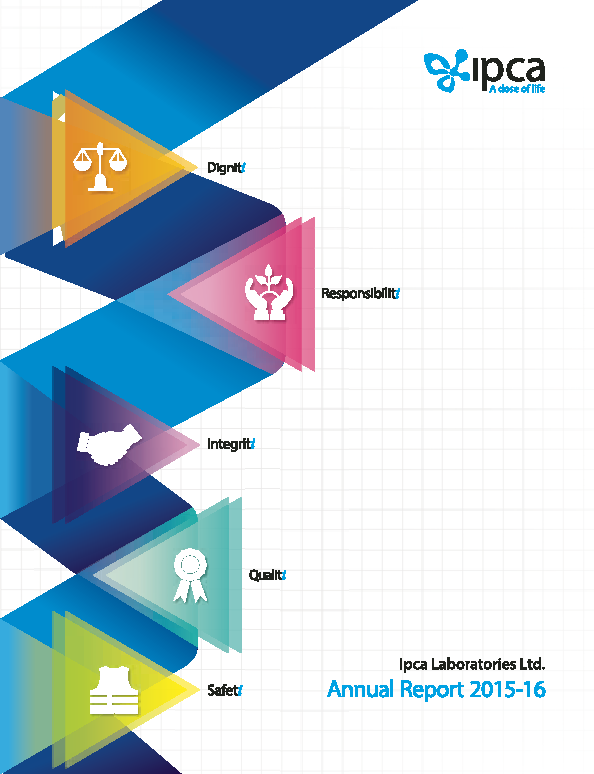 Ipca Laboratories   annual report