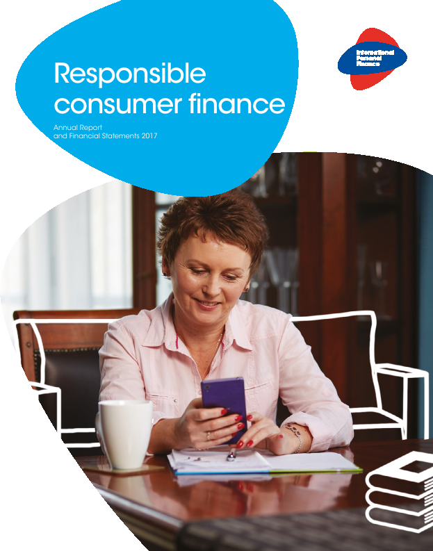 International Personal Finance Plc   annual report
