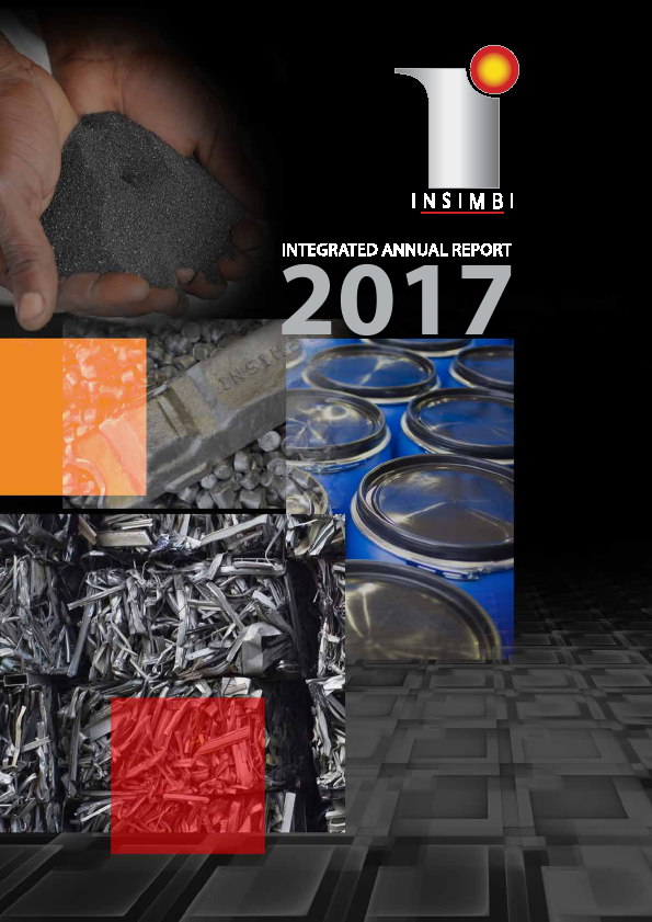 Insimbi Refractory and Alloy Supplies   annual report