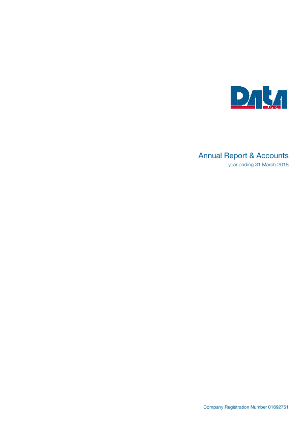 D4T4 Solutions (previously IS Solutions)   annual report