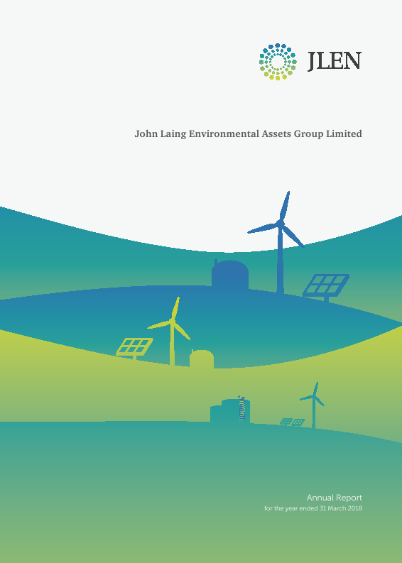 John Laing Environmental Asset Group   annual report