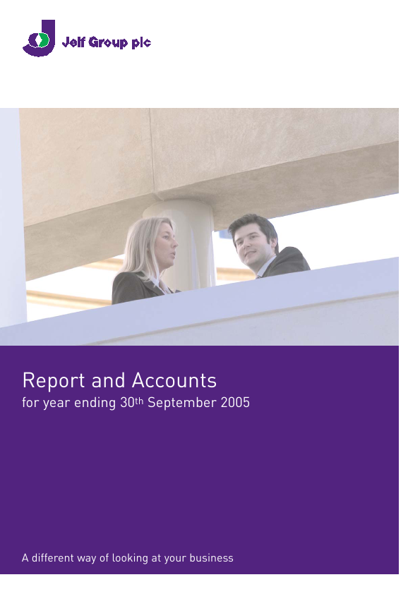 Jelf Group Plc   annual report