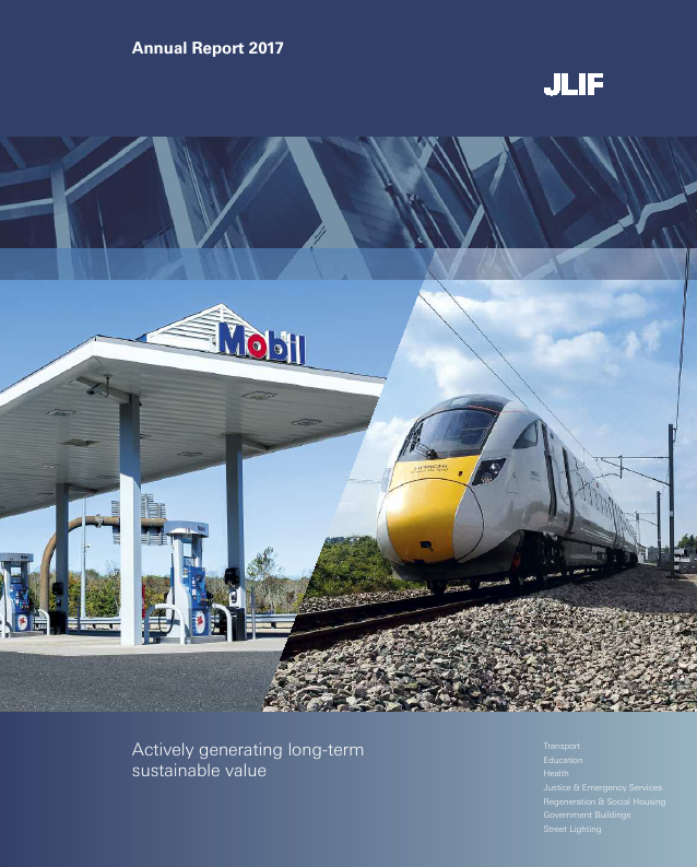 John Laing Infrastructure Fund   annual report