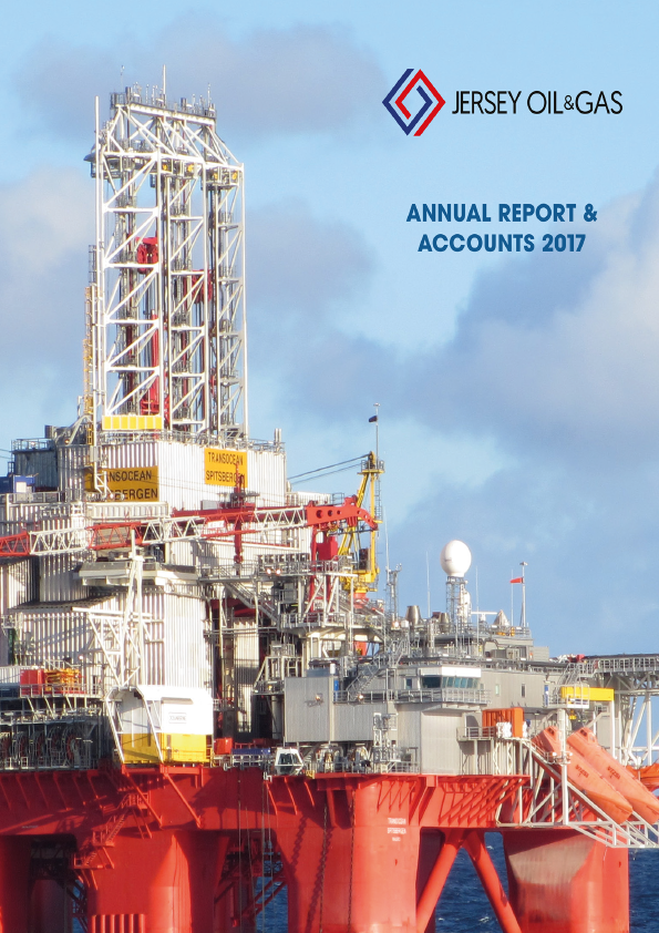 Jersey Oil & Gas Plc   annual report