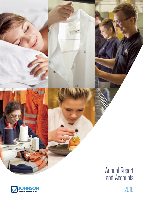 Johnson Service Group Plc   annual report