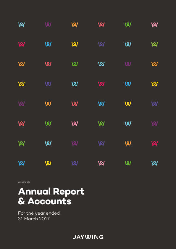 Jaywing Plc   annual report