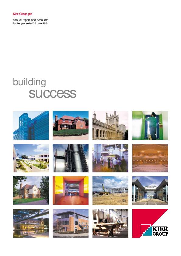 Kier Group   annual report