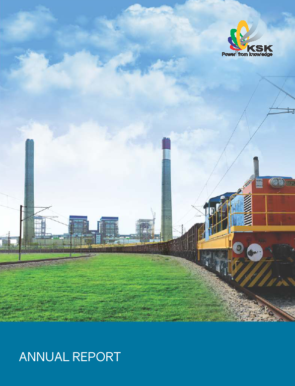 Ksk Power Ventur Plc   annual report