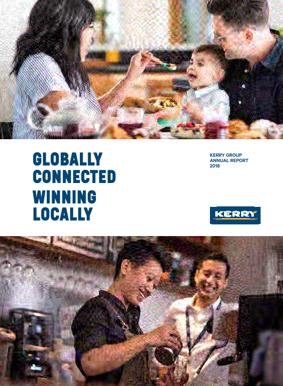 Kerry Group Plc   annual report