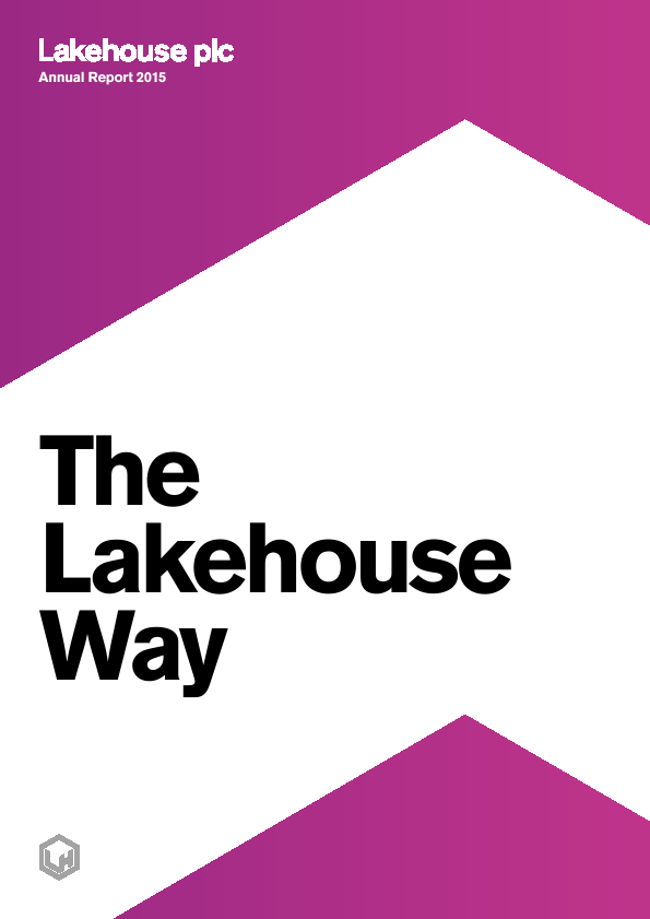 Lakehouse Plc   annual report